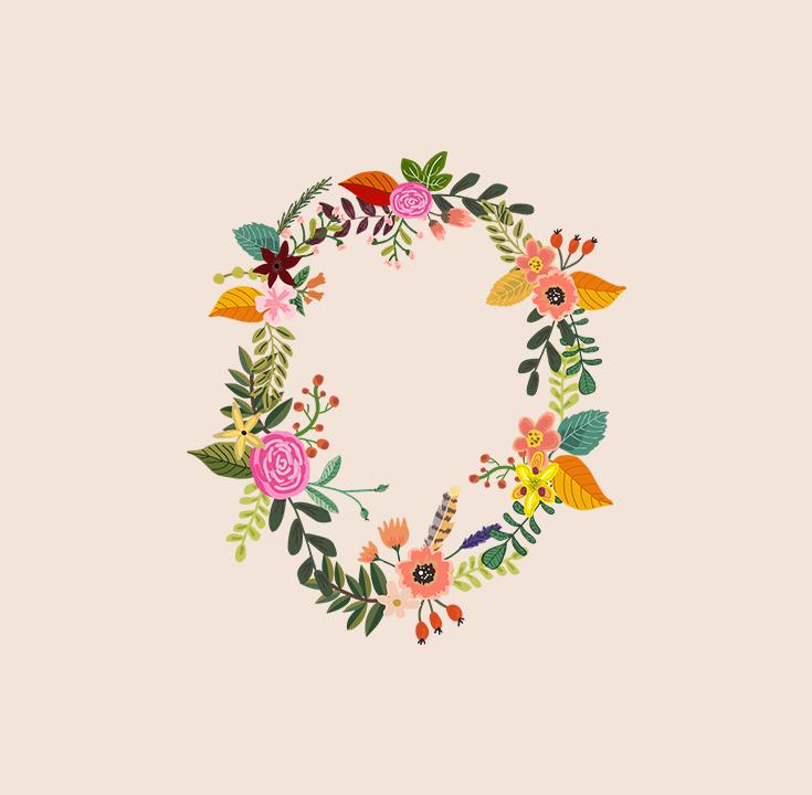 Portfolio Wreath